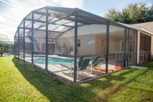 Four-Bedroom Rocco Villa, Villák  Orlando - big - 60