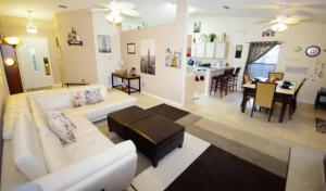 Four-Bedroom Audez Tropical Villa, Виллы  Орландо - big - 6