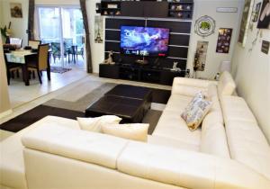 Four-Bedroom Audez Tropical Villa, Виллы  Орландо - big - 7