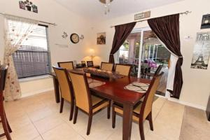 Four-Bedroom Audez Tropical Villa, Виллы  Орландо - big - 11