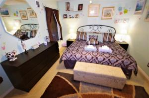 Four-Bedroom Audez Tropical Villa, Виллы  Орландо - big - 12