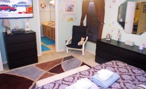 Four-Bedroom Audez Tropical Villa, Виллы  Орландо - big - 13