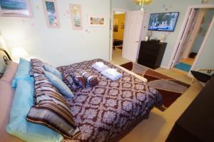 Four-Bedroom Audez Tropical Villa, Виллы  Орландо - big - 14