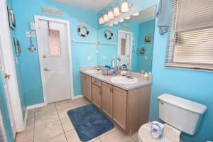 Four-Bedroom Audez Tropical Villa, Виллы  Орландо - big - 15