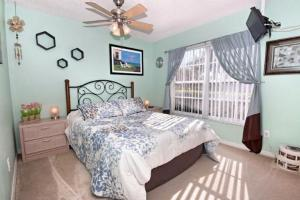 Four-Bedroom Audez Tropical Villa, Виллы  Орландо - big - 16