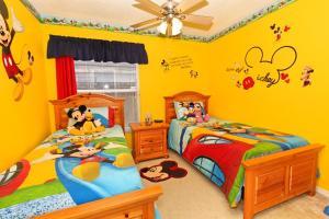 Four-Bedroom Audez Tropical Villa, Ville  Orlando - big - 19