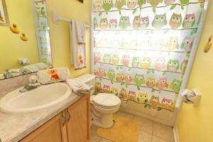 Four-Bedroom Audez Tropical Villa, Виллы  Орландо - big - 20