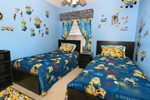 Four-Bedroom Audez Tropical Villa, Виллы  Орландо - big - 21
