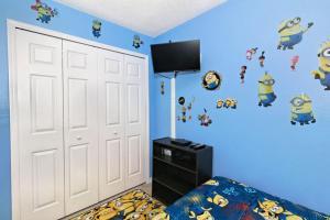 Four-Bedroom Audez Tropical Villa, Виллы  Орландо - big - 22