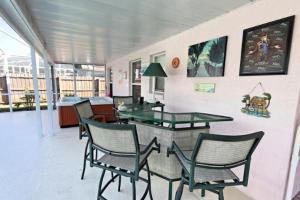 Four-Bedroom Audez Tropical Villa, Ville  Orlando - big - 28