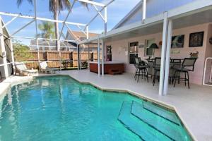 Four-Bedroom Audez Tropical Villa, Ville  Orlando - big - 29