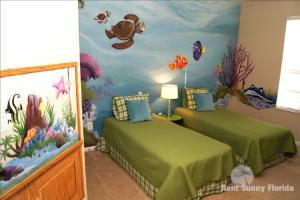 Three-Bedroom Santa Cruz Apartment, Apartments  Orlando - big - 1