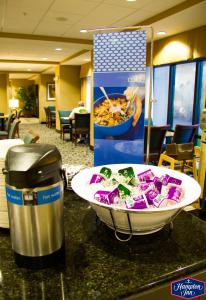 Hampton Inn Kernersville, Hotels  Kernersville - big - 8