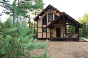 Dom v Karielii - Salmi