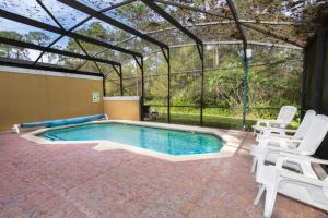 Four-Bedroom Yellow Villa #3000, Ville  Orlando - big - 30
