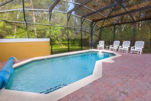 Four-Bedroom Yellow Villa #3000, Ville  Orlando - big - 31