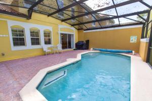 Four-Bedroom Yellow Villa #3000, Ville  Orlando - big - 33