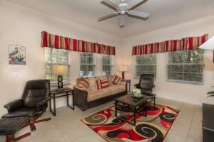 Four-Bedroom Yellow Villa #3000, Ville  Orlando - big - 34