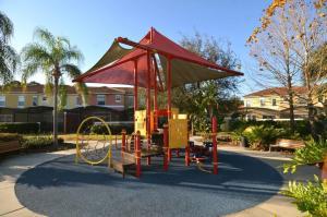 Four-Bedroom Yellow Villa #3000, Ville  Orlando - big - 53