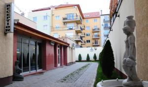 Hotel Chesscom, Hotely  Budapešť - big - 40