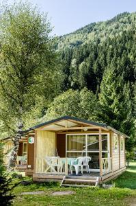 Camping les Marmottes - Hotel - Chamonix