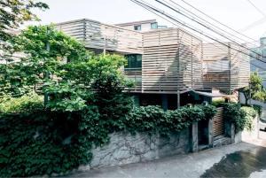 Hanso Presidential Suite Hanok Hotel, Aparthotely  Soul - big - 1