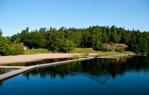 Rösjöbaden Camping & Stugby - Stockholm