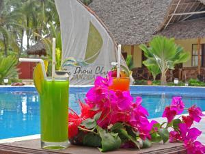 The Dhow Club, Zanzibar