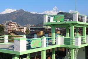 Kiwi Backpackers Hostel Pokhara