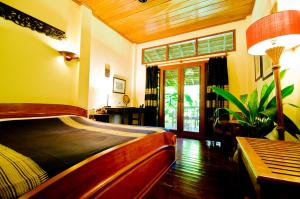 Terres Rouges Lodge, Hotels  Banlung - big - 137