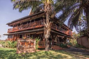 Terres Rouges Lodge, Hotels  Banlung - big - 89