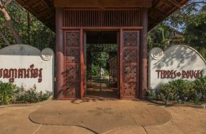 Terres Rouges Lodge, Szállodák  Banlung - big - 94