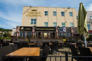Old Colonial, Weston-Super-Mare by Marston