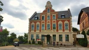 Hotel Burghof Görlitz - Diehsa