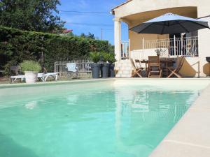 Holiday Home Maison LArc En Ciel