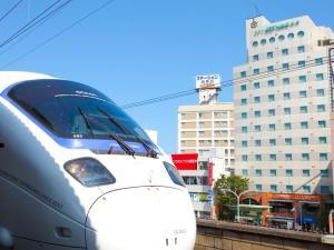 Hotel Seawave Beppu, Hotels  Beppu - big - 31