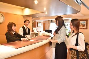 Hotel Seawave Beppu, Hotels  Beppu - big - 25