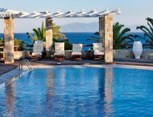 San Giorgio Mykonos - Design Hotels, Hotel  Paraga - big - 54