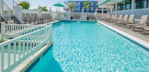 Water's Edge Ocean Resort, Motely  Wildwood Crest - big - 16