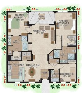 LIGHTHOUSE KEY PARKWAY Condo #231692, Apartmanok  Kissimmee - big - 19