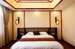 Dongjiang Lake Mountain Mist Inn, Alloggi in famiglia  Zixing - big - 51