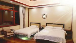 Dongjiang Lake Mountain Mist Inn, Alloggi in famiglia  Zixing - big - 34