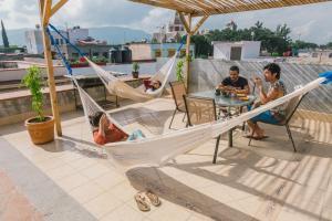 Хостел Hostal Chocolate, Оахака-де-Хуарес