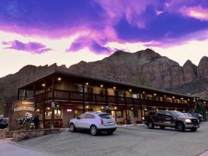 obrázek - Pioneer Lodge Zion National Park-Springdale