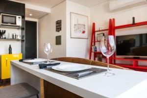 Apartamentos Vila Madalena, Appartamenti  San Paolo - big - 19