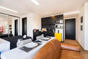 Apartamentos Vila Madalena, Appartamenti  San Paolo - big - 13