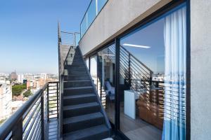 Apartamentos Vila Madalena, Appartamenti  San Paolo - big - 18