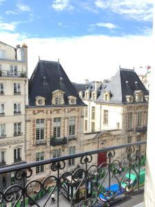 Hôtel De La Herse d'Or, Szállodák  Párizs - big - 41