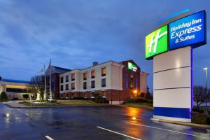 Holiday Inn Express North Tyler, Szállodák  Tyler - big - 9