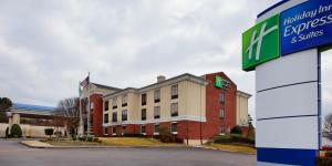 Holiday Inn Express North Tyler, Szállodák  Tyler - big - 10